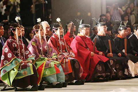 木村課長(左から2人目)