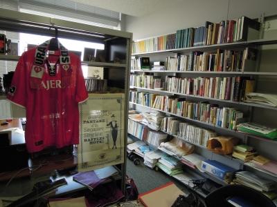 藤野先生の研究室
