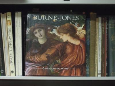 ラファエル前派の画家バーン=ジョーンズの画集