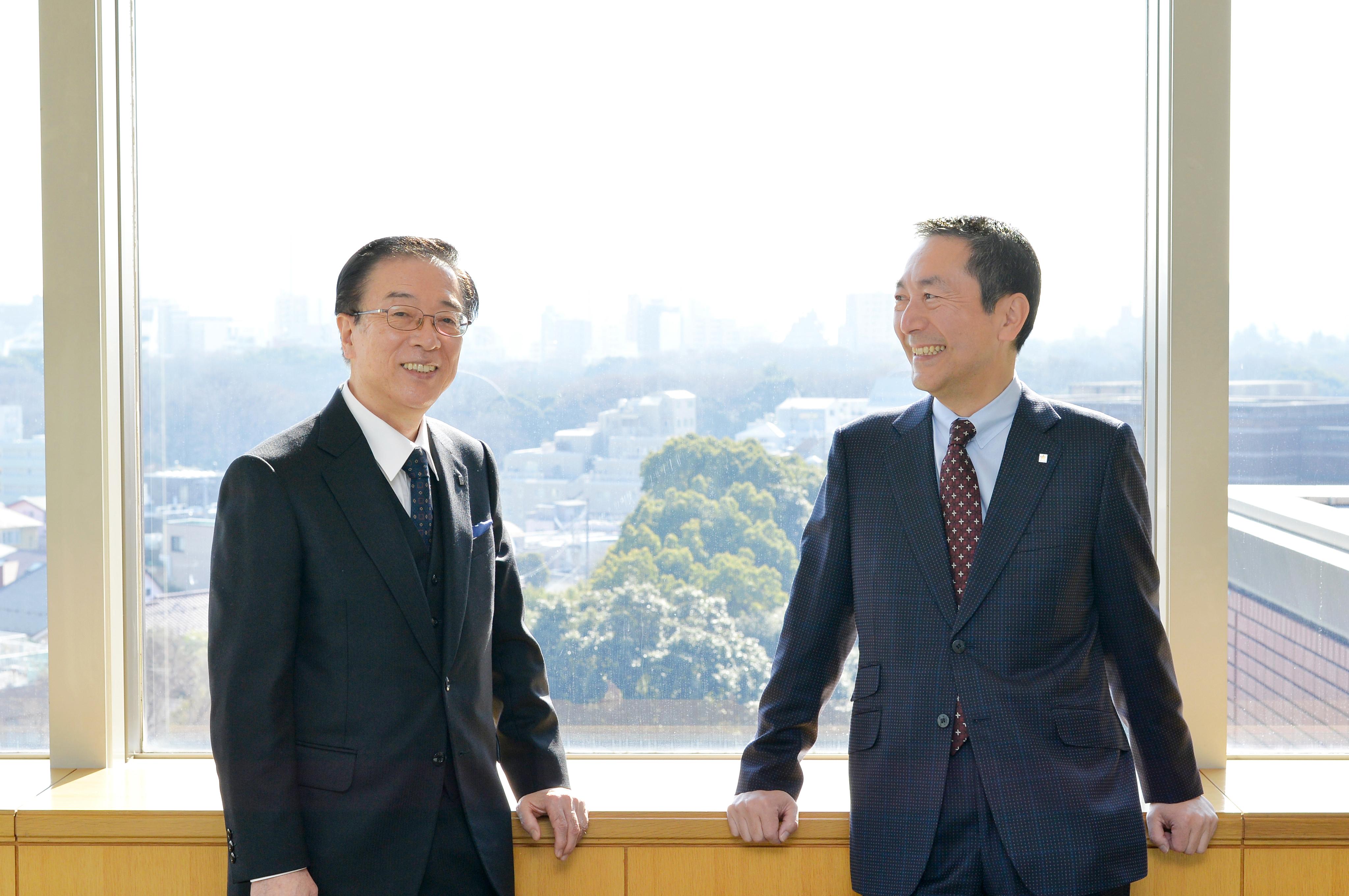 渋谷区を拠点に、両者はさらなる地域貢献をしていく。