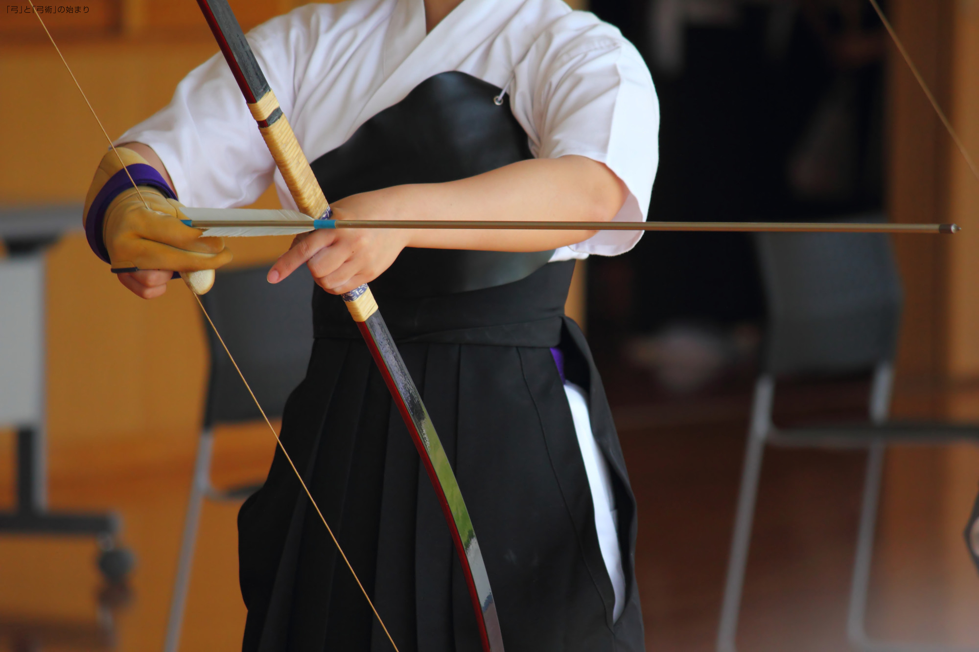「弓」と「弓術」の始まり④