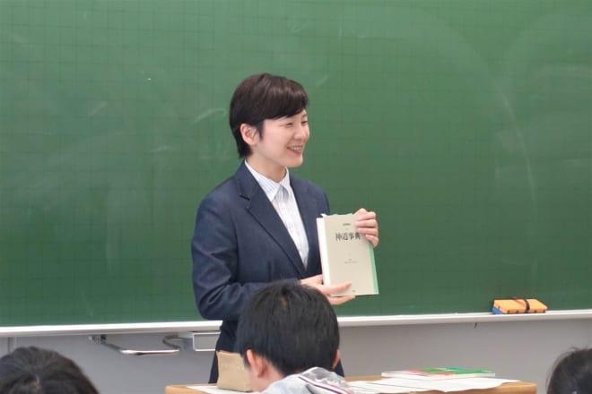 平成30年度神道文化基礎演習01