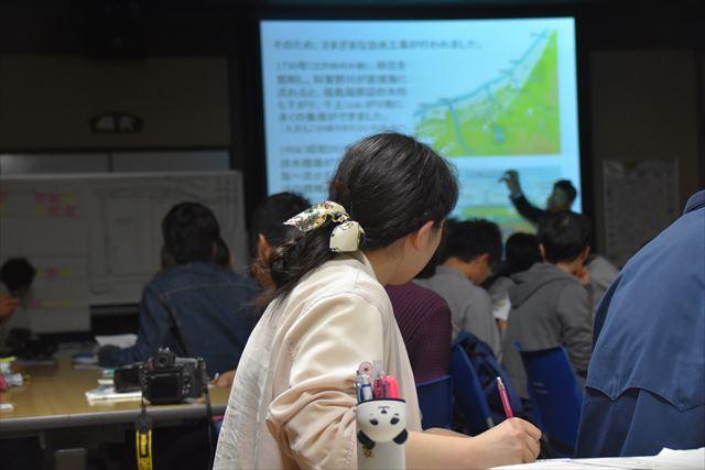 「新潟米作りワークショップ(田植え)」1日目