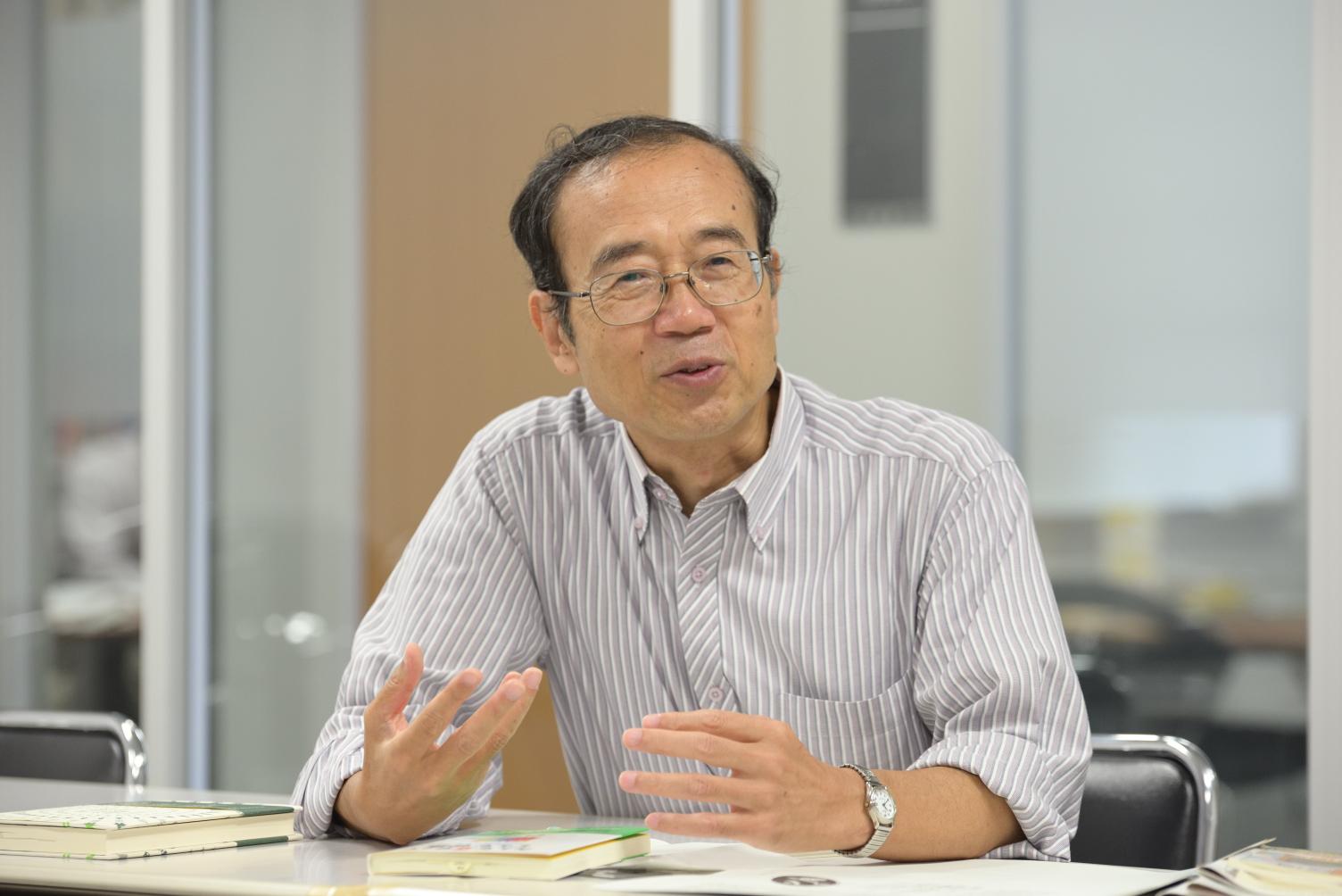JB古沢先生②