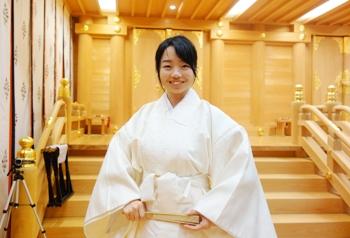 神道文化学部 在学生インタビュ...